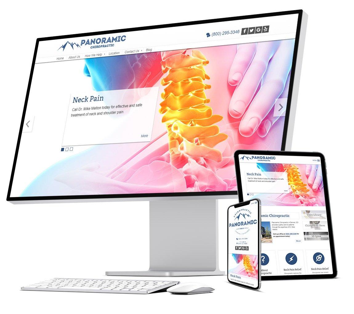 ChiroHosting - N8 Chiropractic Website - Build on the best website for chiropractors