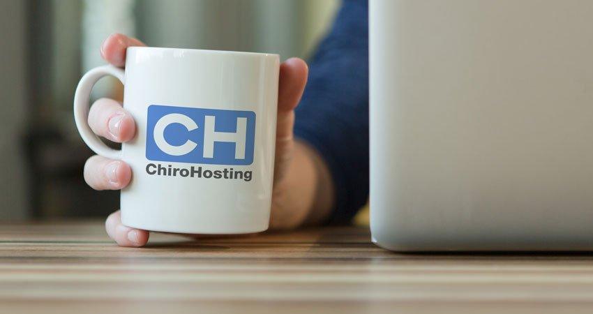 Best chiropractic website design support