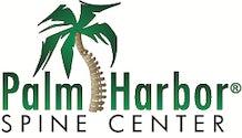Palm Harbor Spine Logo