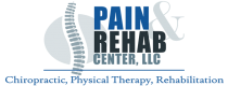 Pain and Rehab Center Logo