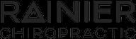 Rainier Chiropractic Logo