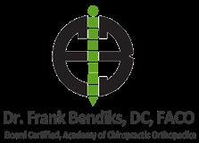 Frank Bendiks, DC, PC Logo