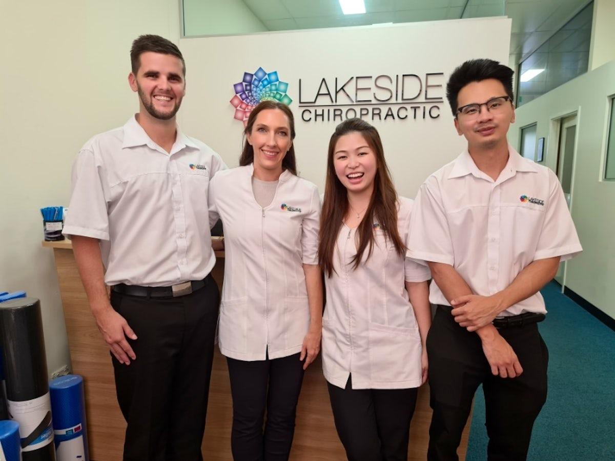 Lakeside Chiropractic Team