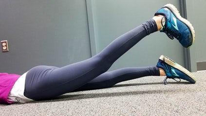 leg and hip lift