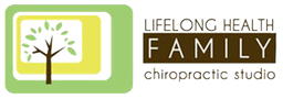 Lifelong Health Family Chiropractic Logo