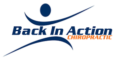 Back In Action Chiropractic Logo