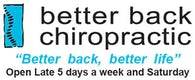Better Back Chiropractic Logo
