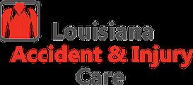 Louisiana Accident & Injury Care Logo