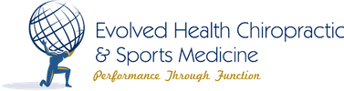 Evolved Health Chiropractic & Sports Medicine Logo