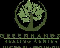 Greenhands Healing Center Logo