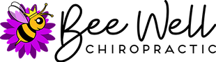 Bee Well Chiropractic Logo