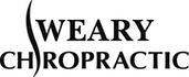 Weary Chiropractic Clinic Logo