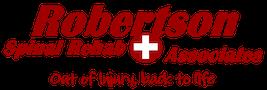 Robertson Spinal Rehab & Associates Logo