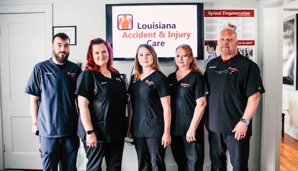 chiropractic team